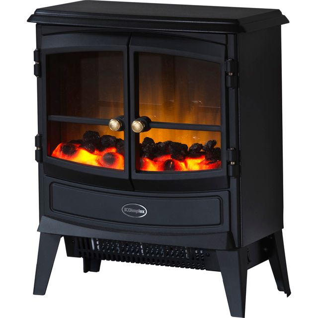 Dimplex Springbourne Optiflame SBN20E Coal Bed Electric Stove - Black - SBN20E_BK - 1