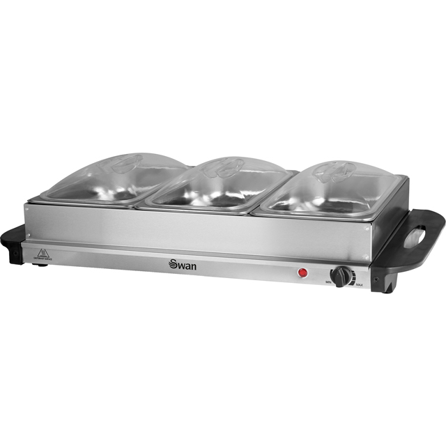 Swan SBS75 Party Food and Dessert Maker - Stainless Steel - SBS75_SS - 1