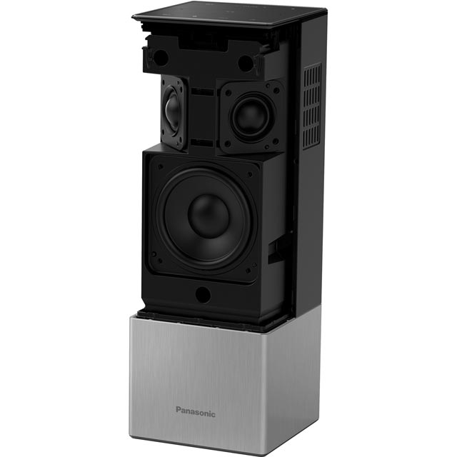 Panasonic Separate SC-GA10EB-K Wireless Speaker - Black - SC-GA10EB-K - 2