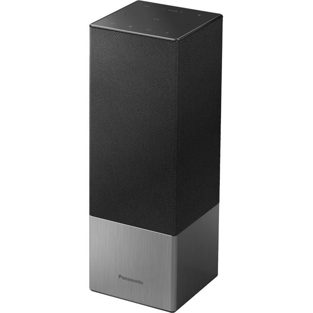 Panasonic Separate SC-GA10EB-K Wireless Speaker - Black - SC-GA10EB-K - 1