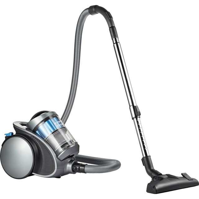 Eureka Swan MultiForce Pet SC15816N Cylinder Vacuum Cleaner - Silver - SC15816N_SI - 1