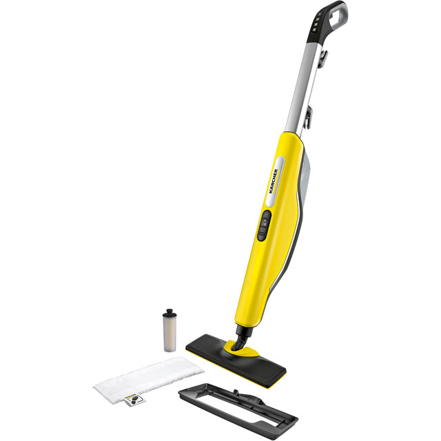 Karcher SC3UprightEasyFix Steam Cleaner - Yellow - SC3UprightEasyFix_YE - 1