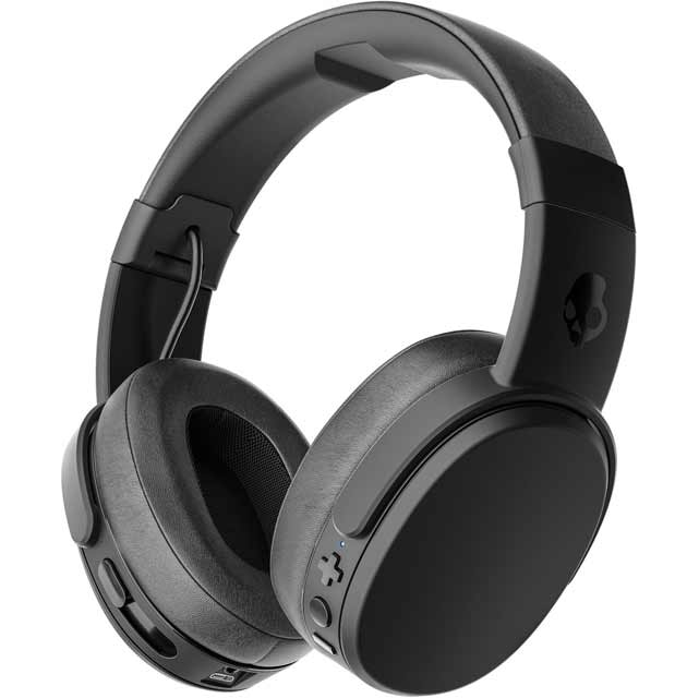 Skullcandy Crusher Over-Ear Wireless Headphones - Black - SCS6CRW-K591 - 1