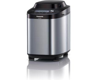 Panasonic SD-ZB2502BXC Bread Maker with 27 programmes - Stainless Steel / Black