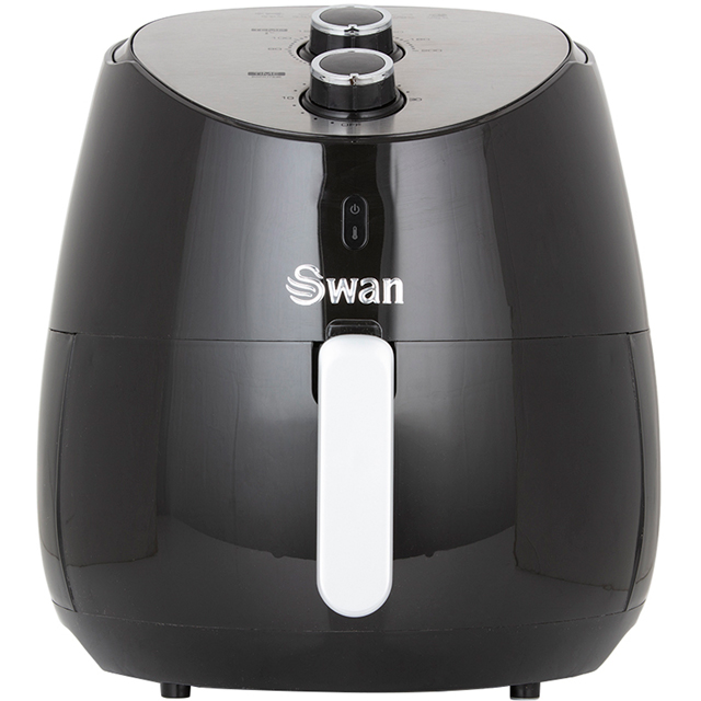 Swan Manual Air SD46010N Fryer - Black - SD46010N_BK - 1
