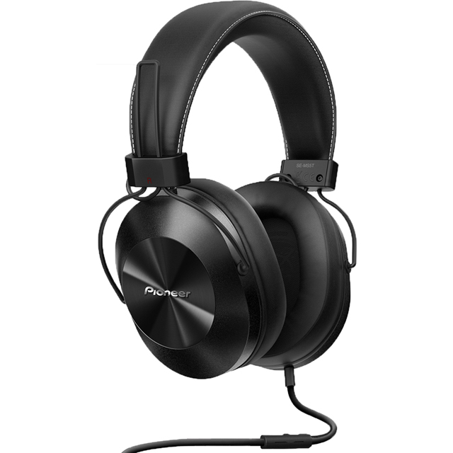 Pioneer SE-MS5T-K Over-Ear Headphones - Black