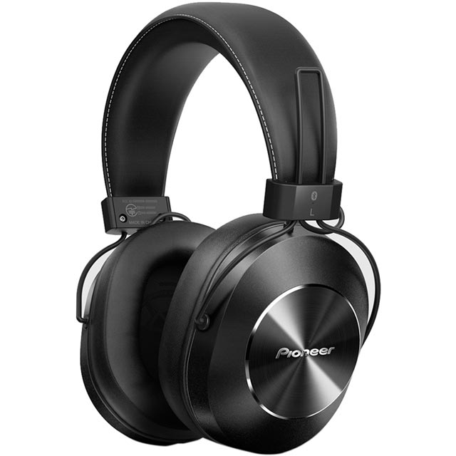 Pioneer SE-MS7BT-K Over-Ear Wireless Headphones - Black