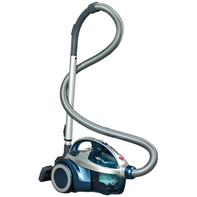 Hoover Sprint Evo Vortex Pets SE71_VX05 Bagless Cylinder Vacuum Cleaner with Pet Hair Removal - SE71_VX05_BLSI - 1