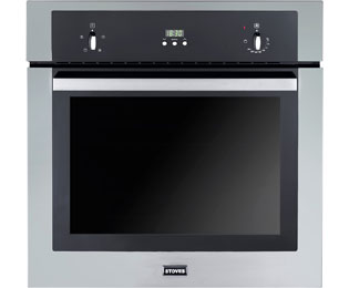 Stoves SEB600FP Built In Electric Single Oven - Stainless Steel - A Rated