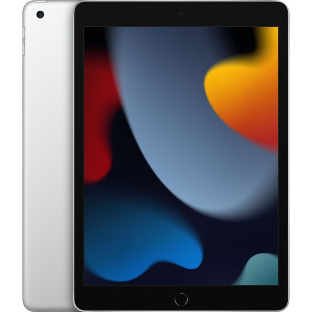 """Apple iPad 10.2"""" 256GB WiFi 2021 Silver"""