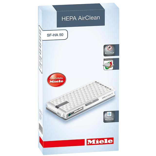 Miele Active HEPA 13 Filter SF HA 50