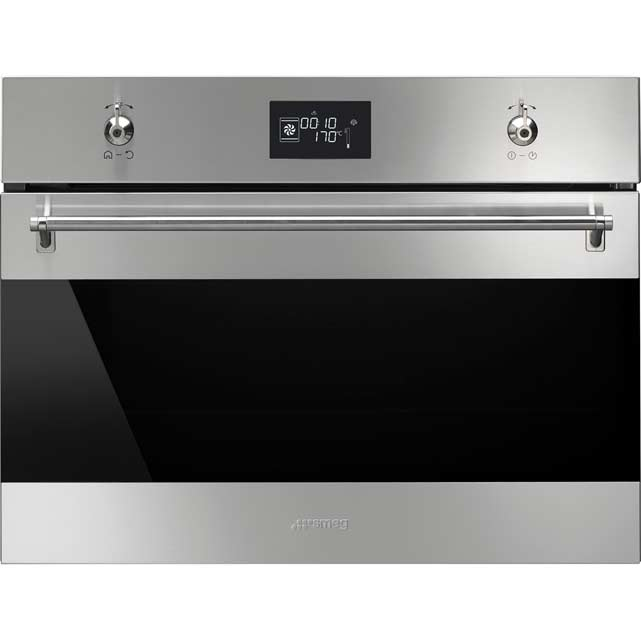 Smeg Classic Integrated Steam Oven review