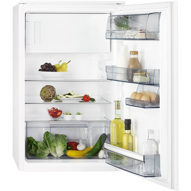 AEG SFE68811AS Integrated Refrigerator in White