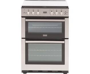 Stoves Gas Cooker - Stainless Steel - A/A Rated