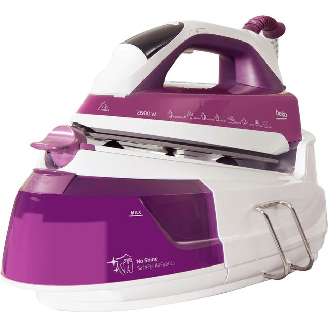 Beko SGA7126P Steam Generator Iron - Purple
