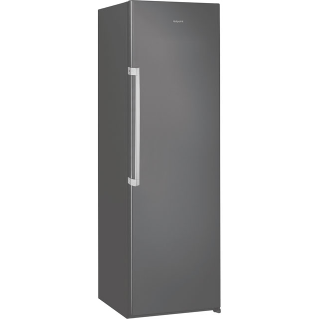 Hotpoint Day 1 SH81QGRFD Fridge - Graphite - A+ Rated
