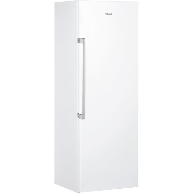 Hotpoint Day1 SH81QWRFD.1 Fridge - White - A+ Rated - SH81QWRFD.1_WH - 1