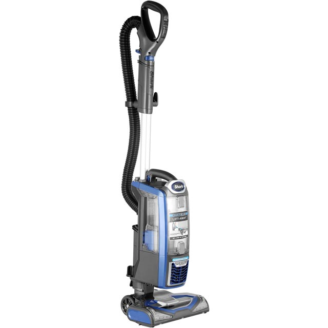 Shark Powered Lift Away NV681UK Bagless Upright Vacuum Cleaner - A Rated