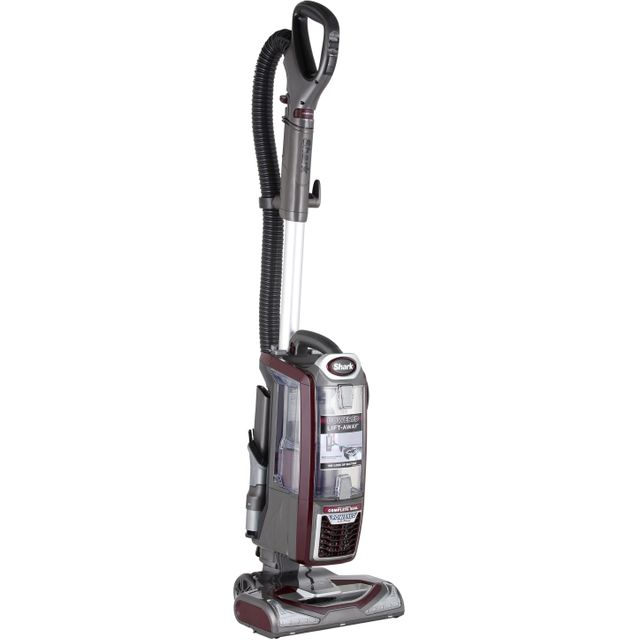 Shark Powered Lift Away True Pet NV681UKT Upright Vacuum Cleaner - Bordeaux Red - NV681UKT_BO - 1