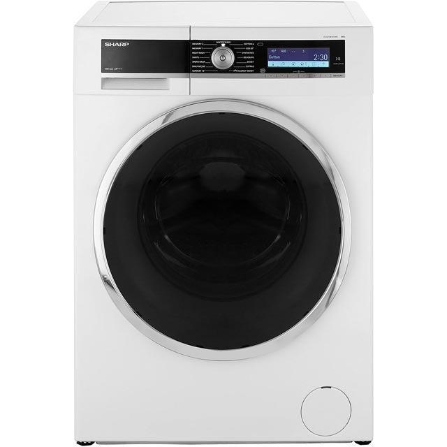Sharp Free Standing Washing Machine review