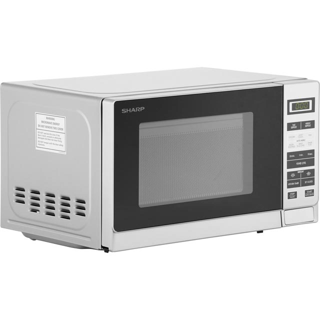 Sharp R220WM 20 Litre Microwave - White - R220WM_WH - 2