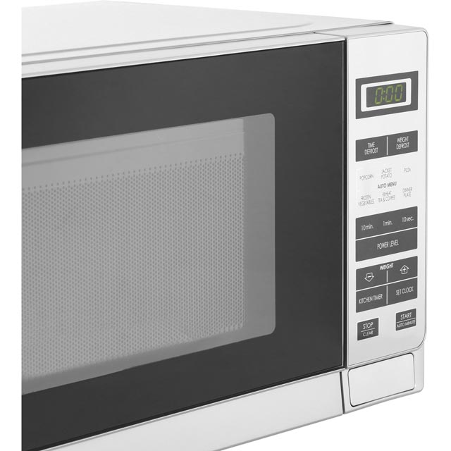 Sharp R220WM 20 Litre Microwave - White - R220WM_WH - 3