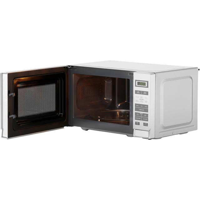 Sharp R220WM 20 Litre Microwave - White - R220WM_WH - 4