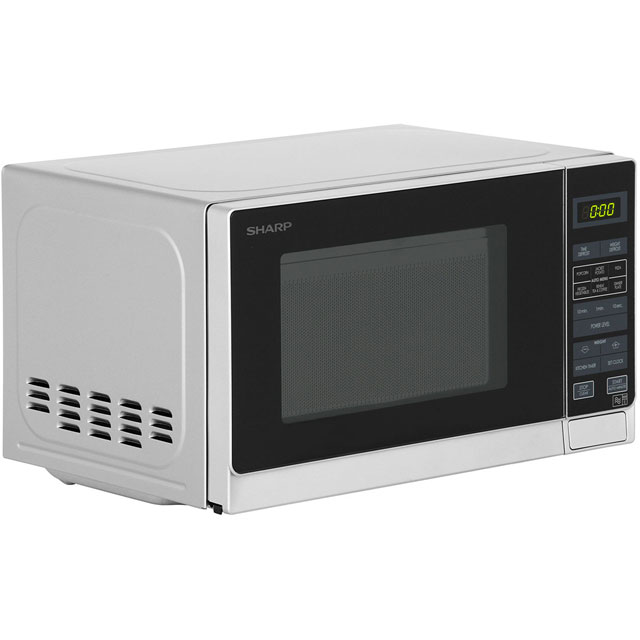 Sharp R272KM Microwave - Black - R272KM_BK - 4