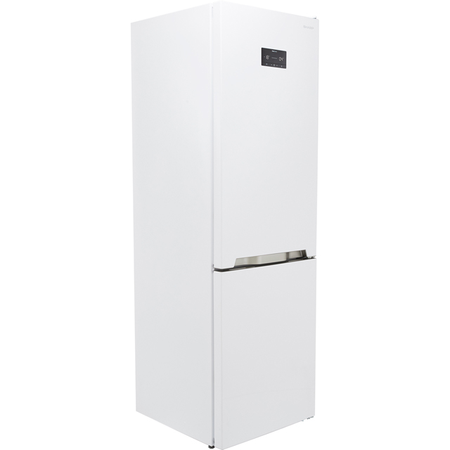 Sharp SJ-BA31IHXW2-EN 60/40 Frost Free Fridge Freezer - White - A++ Rated - SJ-BA31IHXW2-EN_WH - 1