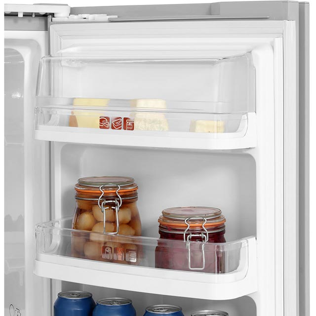 Sharp SJ-FS820VSL American Fridge Freezer - Silver - SJ-FS820VSL_SI - 5