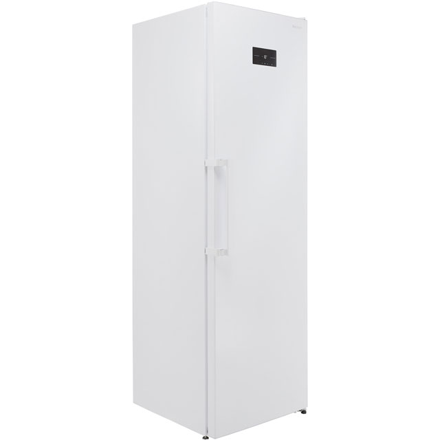Sharp SJ-SC41CHXW2-EN Frost Free Upright Freezer - White - A++ Rated - SJ-SC41CHXW2-EN_WH - 1