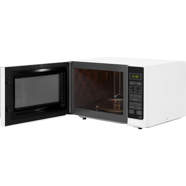 Sharp R372KM 25 Litre Microwave - Black - R372KM_BK - 4