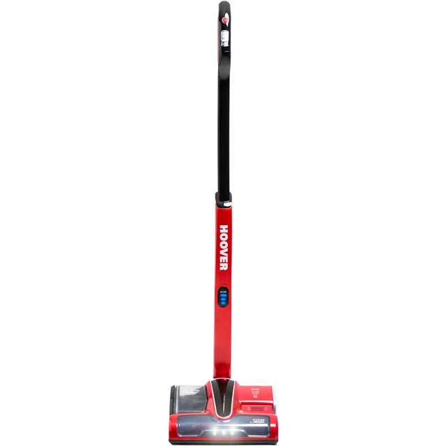 Hoover Sprint SI216RB Cordless Vacuum Cleaner - Red / Black - SI216RB_RD - 1
