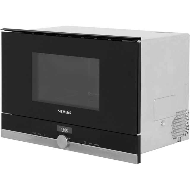 Siemens IQ-700 BF634LGS1B Built In Microwave - Stainless Steel - BF634LGS1B_SS - 5