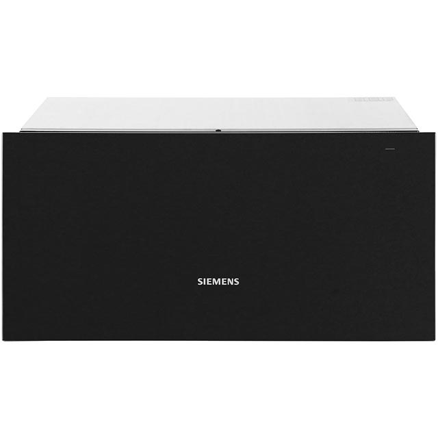Siemens IQ-700 BI630DNS1B Built In Warming Drawer - Black - BI630DNS1B_BK - 1