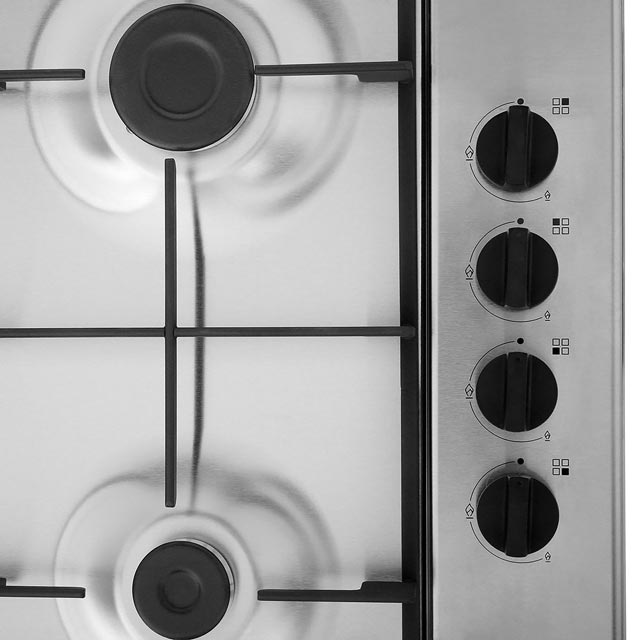 Siemens IQ-100 EB6B5HB60 Built In Gas Hob - Stainless Steel - EB6B5HB60_SS - 3