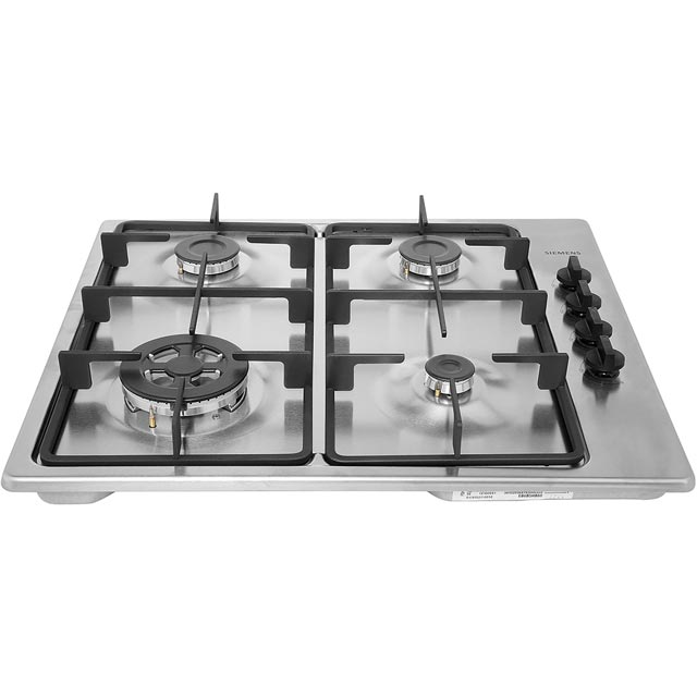 Siemens IQ-100 EB6B5HB60 Built In Gas Hob - Stainless Steel - EB6B5HB60_SS - 5