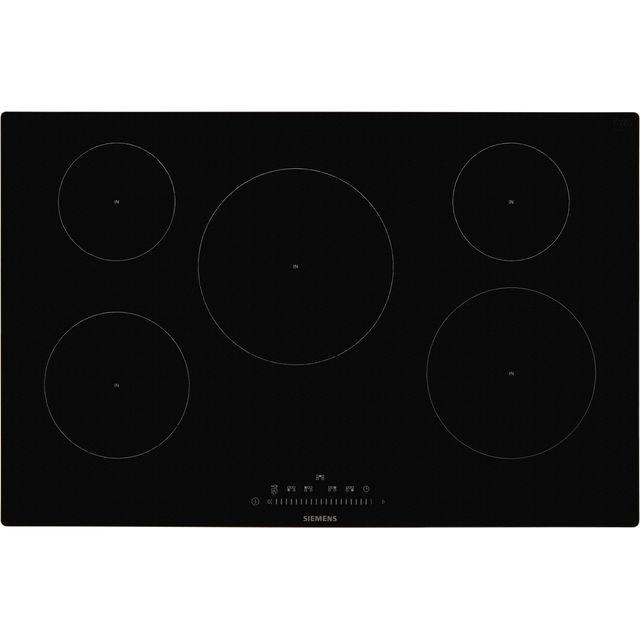 Siemens IQ-100 EH801FVB1E 79cm Induction Hob – Black