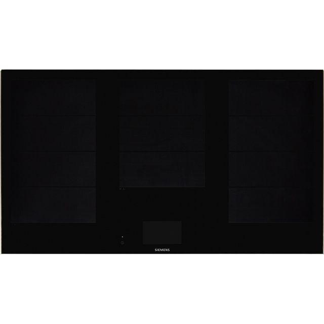 Siemens IQ-700 EX975KXW1E 91cm Induction Hob – Black