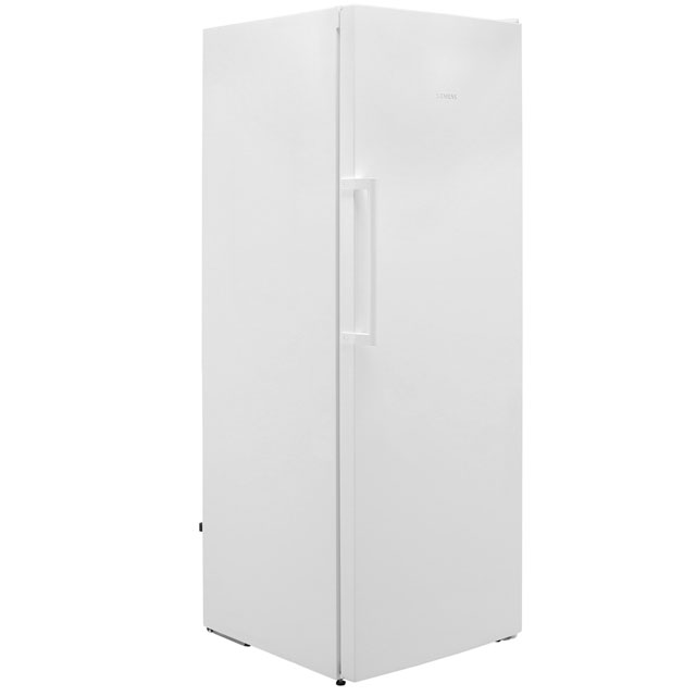 Siemens IQ-300 GS29NVW3PG Frost Free Upright Freezer - White - A++ Rated - GS29NVW3PG_WH - 1