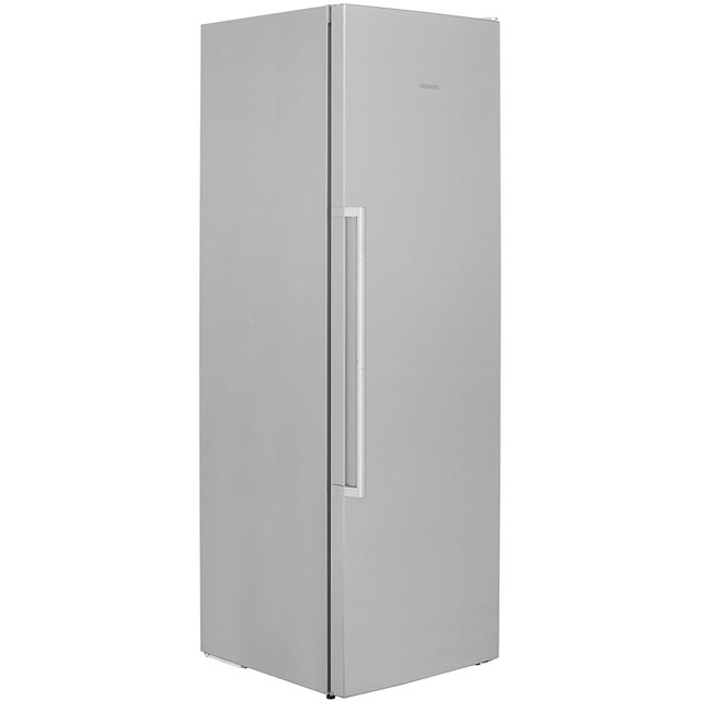 Siemens IQ-500 Frost Free Upright Freezer - Stainless Steel Effect - A++ Rated