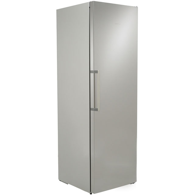 Siemens IQ-300 GS36NVI3PG Upright Freezer - Stainless Steel Effect - GS36NVI3PG_SSL - 1