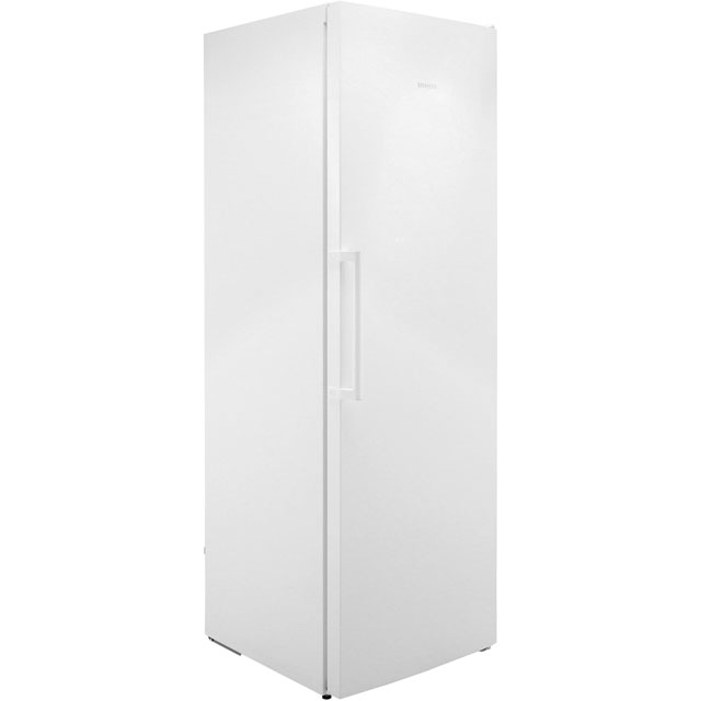 Siemens IQ-300 GS36NVW3PG Frost Free Upright Freezer - White - A++ Rated - GS36NVW3PG_WH - 1