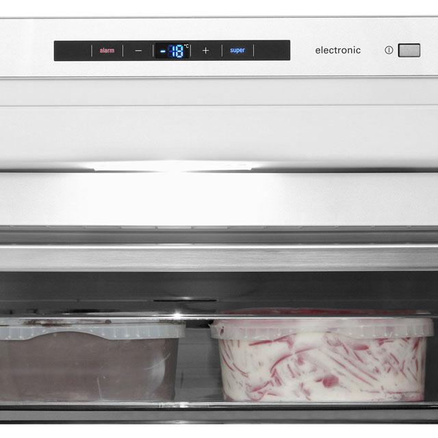 Siemens IQ-500 GS58NAW41 Free Standing Freezer Frost Free ...