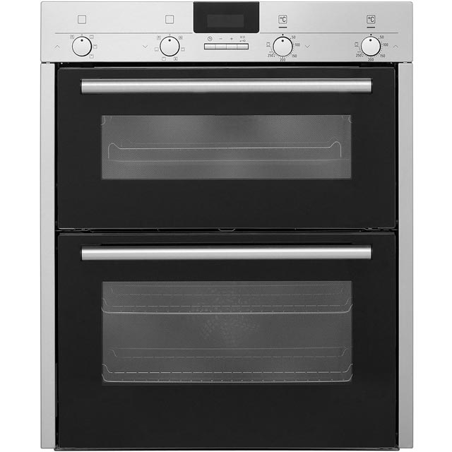 Siemens IQ-100 HB43NB520B Built Under Double Oven - Stainless Steel - A Rated