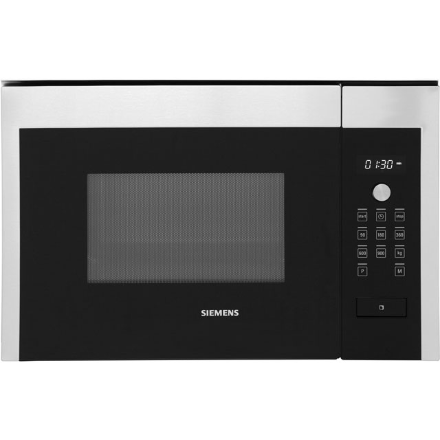 Siemens IQ-500 HF24M564B Built In Microwave - Stainless Steel