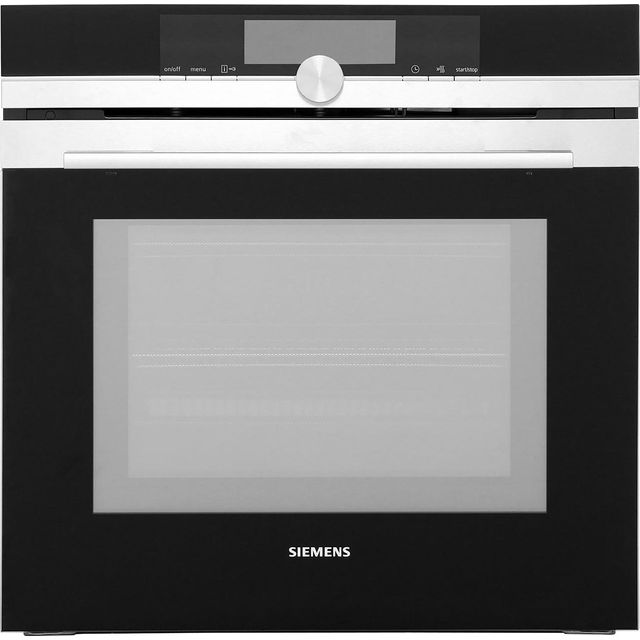 Siemens IQ-700 Electric Single Oven - Stainless Steel