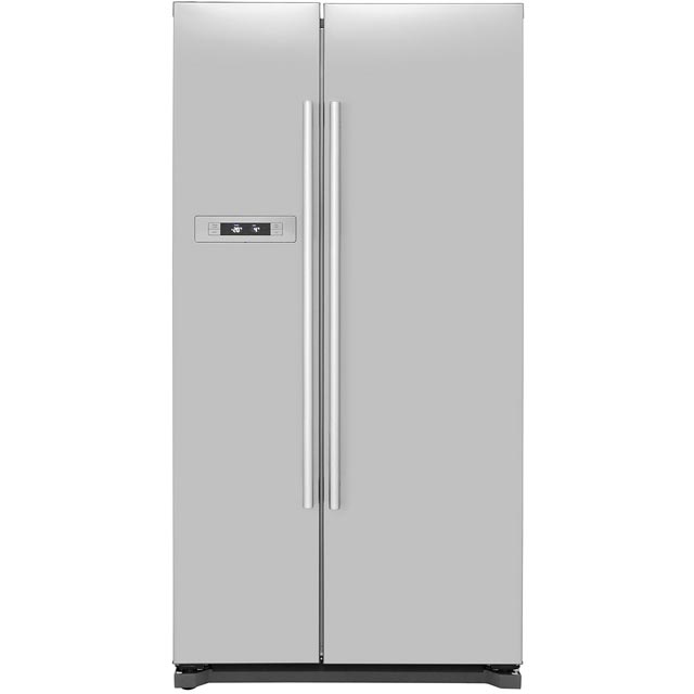 Siemens IQ-300 KA90NVI20G American Fridge Freezer - Stainless Steel - A+ Rated