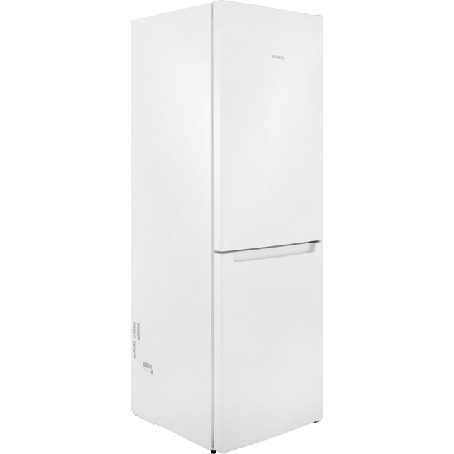 Siemens IQ-100 KG33NNW30G 50/50 Frost Free Fridge Freezer - White - A++ Rated - KG33NNW30G_WH - 1