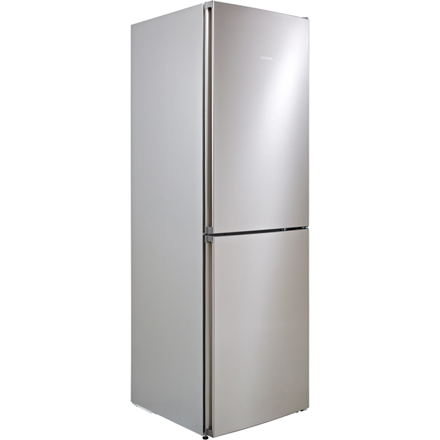 Siemens IQ-300 KG34NVI35G 50/50 Frost Free Fridge Freezer - Stainless Steel - A++ Rated - KG34NVI35G_SS - 1